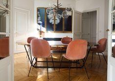 Salon – Aroussia Chamakh Henrik Jessen