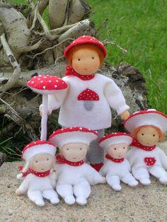 mushroom children