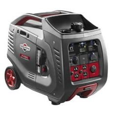 Briggs & Stratton 3000 Watt Inverter Generator - Never go without power thanks to the Briggs & Stratton 3000 Watt Inverter Generator . This portable inverter generator is compact and powerful,. Best Portable Generator, Camping Generator, Portable Inverter Generator, Power Generator, Diy Generator, Camping Ideas For Couples, Camping Hacks With Kids, Rv Camping, Camping Equipment