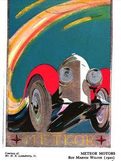 1920 Meteor Motors