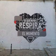 Ama el momento  #amaelmomento #streetart #artecallejeromadrid #artecallejero #streetphilosophy #goodadvice #madrid #madridcentro #instaday #instadaily #artoftheday #arteurbano #urbanart #instamadrid #instapic #egunon #buenosdias #goodmorning #buongiorno #gutenmorgen #bosdias #bondia #bonjour #sorpresasdemadrid #rinconesdemadrid #streetartmadrid #carpediem #streetarteverywhere by cicelyisastateofmind