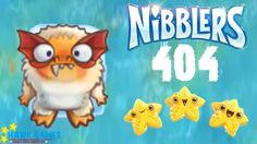 Fruit Nibblers - 3 Stars Walkthrough Level 404