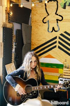 Zella Day photographed at The Patch in Austin on July 23, 2015.