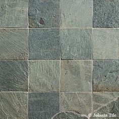 bathroom floor tiles - I love how earthy these are...
