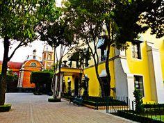 Delegacion Miguel Hidalgo, Casa Amarilla
