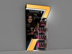 Palette Stand Design on Behance