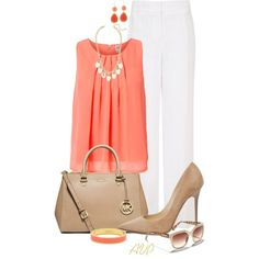 A fashion look from September 2014 featuring Vero Moda blouses, Havren pants and Jimmy Choo pumps. Browse and shop related looks.