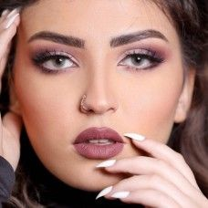 Pin By Lenses Jeddah On Lens Me لنس مي Nostril Hoop Ring Nose Ring Hoop Ring