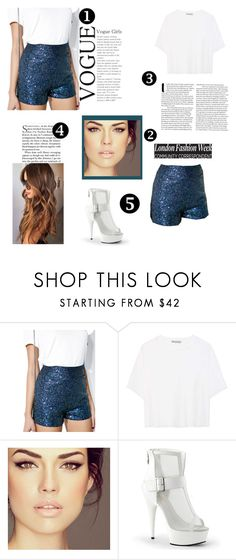 """""""Sin título #69"""" by guillerminacas ❤ liked on Polyvore featuring Vince"""