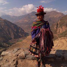 Peru. Color, history, heritage, beauty.