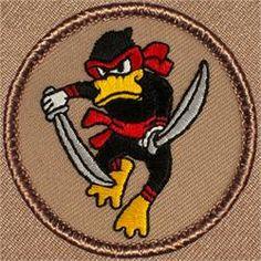Duck Assassin Patrol Patch (#667)