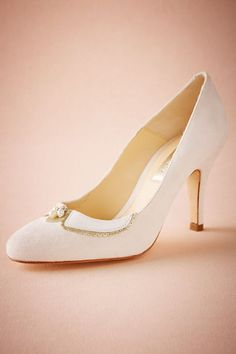 BHLDN Marley Heels in  Shoes & Accessories Shoes at BHLDN