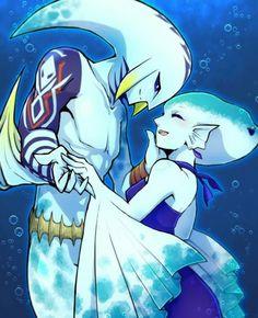 Mikau and Lulu