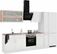 Wiho Kuchen Kuchenzeile Cali Ohne E Gerate Breite 280 Cm In 2019 Living Kitchen Kitchen Cabinets Und Cabinet