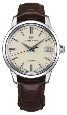WATCH - JAPAN - SEIKO - Grand Seiko - SBGR261G - 2017
