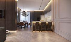 Living Room Inspiration, Interior Design Inspiration, Home Interior Design, Interior Architecture, Interior Decorating, Apartment Interior, Apartment Design, Kitchen Interior, Kitchen Design
