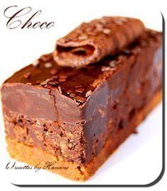 All choco . almost Le tout choco. Sweet Recipes, Cake Recipes, Dessert Recipes, Köstliche Desserts, Delicious Desserts, Melting Chocolate, Chocolate Recipes, Love Food, Cupcake Cakes