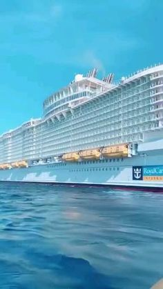 Royal Caribbean International, Mood Songs, Water Colors, Yachts, Luxury Lifestyle, Dates, Travelling, Things To Do, Cruise