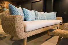 Outdoor - Furniture - Bulle - Furniture - Wicker - Fabric