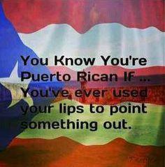 A little puertorican humor