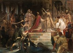 Charlemagne's Coronation – The Coronation of Charlemagne on Christmas Day led to the beginning of the idea of the Europe which we have today.