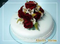 Resultado de imagen para tortas para bodas sencillas