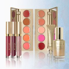 Stila The Impressionist Makeup Collection for Spring 2016 | MakeUp4All