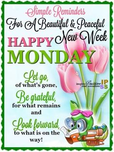 Monday Quotes Positive, Happy Monday Quotes, Monday Morning Quotes, Good Morning Friends Quotes, Monday Motivation Quotes, Good Morning Inspirational Quotes, Good Night Quotes, Happy Monday Images, Morning Sayings