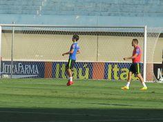 Renato Augusto inicia entre reservas no primeiro treino fechado de Micale #globoesporte
