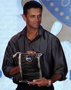 Rahul Dravid's speech at the Sir Donald Bradman Oration on Wednesday.