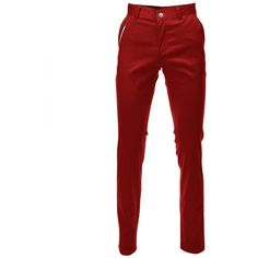 FLATSEVEN Mens Slim Fit Chino Pants Trouser Premium Cotton ($30) ❤ liked on Polyvore featuring men's fashion, men's clothing, men's pants, men's casual pants, mens chino pants, mens cotton pants, mens slim pants, mens pants and mens slim fit chino pants