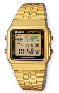 Reloj Casio hombre A500WEGA-1EF