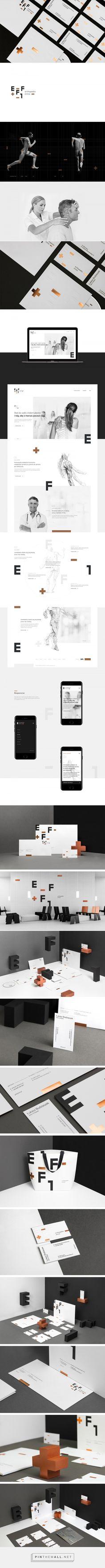 EFFI Orthopedic Clinic Branding by 247 Studio | Fivestar Branding Agency – Design and Branding Agency & Curated Inspiration Gallery