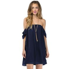 Cheap Dresses, Buy Directly from China Suppliers:summer summer dress 2015 chiffon dress short dress women dress 2015 strapless backless sexy dresses short