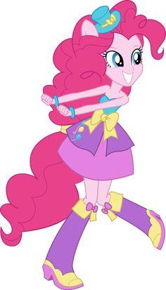pinkie pie equestria girl hat - Google Search
