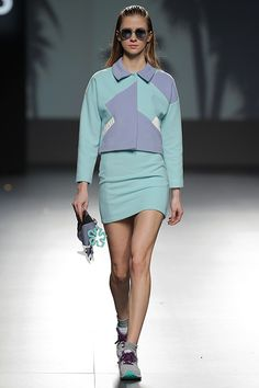 Natalia Rivera - EGO - Madrid Fashion Week O/I 2015 -2016 #mbfwm