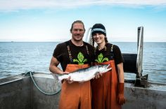 Hear from two Kentucky salmon fishermen about why we must stand up and fight against genetically modified salmon!