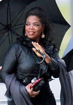 Oprah Winfrey biography and accomplishments - 10 black women who've changed history: famous black women