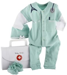 Baby Aspen Big Dreamzzz Three-Piece Layette Set & Gift Box $24.99 SO FREAKING CUTE!!!