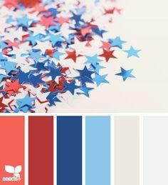 patriotic palette