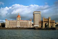 @InstaMag - My entry point to India was Mumbai and, aptly enough, it began with a magnificent view of the Gateway of India and the Arabian Sea from the iconic Taj Mahal Palace Hotel