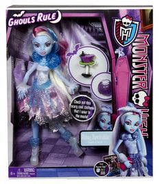 Monster High Ghouls Rule Abbey Bominable Doll
