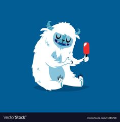 Image result for yeti Classic Monsters, Movies, Movie Posters, Fictional Characters, Image, Art, Art Background, Film Poster, Films