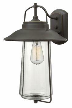 Hinkley Lighting Belden Place Outdoor Lantern in Bronze