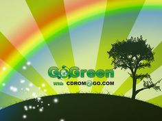 Go Green Rainbow of Show your support with this great wallpaper! Go Green, Rainbow, Wallpapers, Rain Bow, Rainbows, Wallpaper, Backgrounds