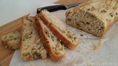 Cake aux olives, recette - Vegan Pratique