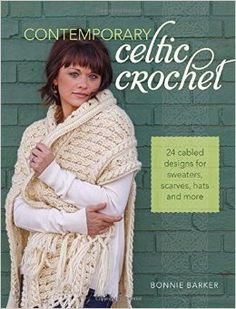 Celtic Knot Crochet: Contemporary Celtic Crochet by Bonnie Barker http://celticknotcrochet.blogspot.be/2014/10/contemporary-celtic-crochet-by-bonnie.html?utm_source=feedburner&utm_medium=email&utm_campaign=Feed:+CelticKnotCrochet+%28Celtic+Knot+Crochet%29