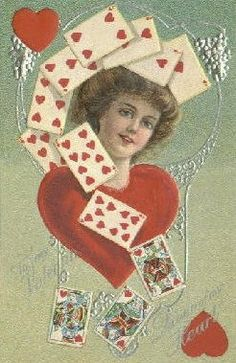 Divided Back Postcard To my Valentine Queen of my Heart Women My Funny Valentine, Valentine Images, Valentines Day, Valentine Stuff, Valentine Cards, Holiday Cards, Victorian Valentines, Vintage Valentines, Vintage Holiday