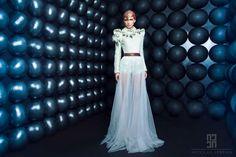 Nicolas Jebran Haute Couture весна-лето 2013