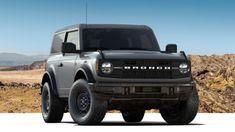 4 Door Bronco, Ford Bronco 2, New Bronco, Bronco Sports, Bronco Truck, 35 Inch Tires, All Terrain Tyres, Jeep Wrangler Rubicon, Fender Flares
